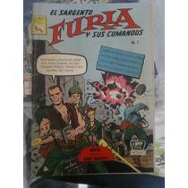 Sargento Furia, Ed Prensa, Buen Estado, 51 Num, 3 Anuarios.