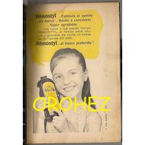 Revista Contenido Dámaso Pérez Prado Evita Muñiz 1965