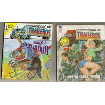 Sensacional De Traileros. Comics. Edit. Ejea $ 25.00