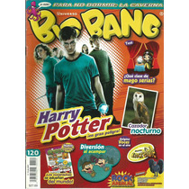 Comic Big Bang Núm. 120 Portada Harry Potter