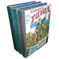 Comics 3 Empastados Del Sargento Furia - La Prensa 1966-1972