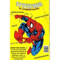 Tlax Comic De Spiderman El Hombre Araña # 1