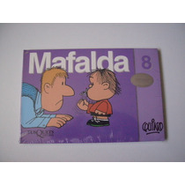 Mafalda 8 - Quino - Tusquets Editores - Nuevo Y Sellado