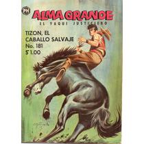 Alma Grande Publicaciones Herrerias Años 60s 49 Numeros