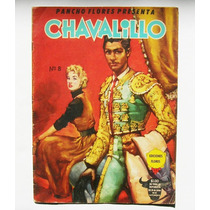 Pancho Flores Chavalillo No. 8 Comic Taurino Mexicano 1957