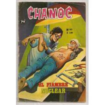 Comic Chanoc El Hombre Nuclear 1975