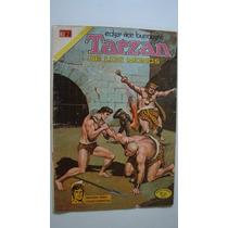 Tarzan De Los Monos No. 361 Editorial Novaro 1973