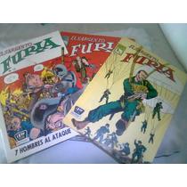 La Prensa Comics Sargento Furia