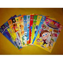Padrinos Mágicos Lote Comics