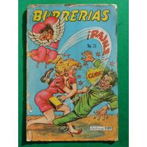 1969 Burrerias #78 Aniceto Verduzco Comic Mexicano Editormex