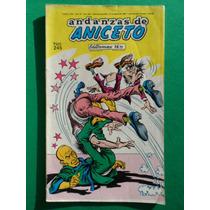 1982 Andanzas De Aniceto #245 Comic Mexicano Editormex