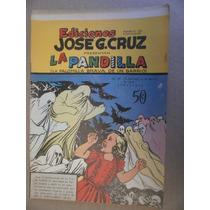 La Pandilla # 70 Jose G. Cruz Mexico Años 50
