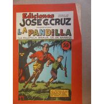 La Pandilla # 38 Jose G. Cruz Mexico Años 50