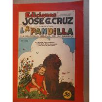 La Pandilla # 36 Jose G. Cruz Mexico Años 50