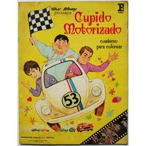 Cupido Motorizado Walt Disney 1971 Fernandez Editores