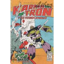 Comics Karmatrón Y Los Transformables (1989-1990)