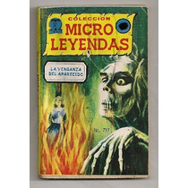 Minicomics Terror Micro Leyendas Años 80s
