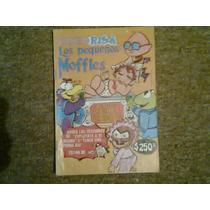 Comic De Videorisa Los Pequeños Moffes Año 1987