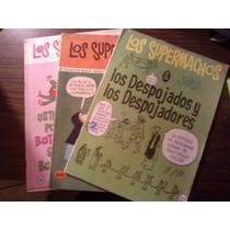 Comics De Los Supermachos, Editorial Meridiano