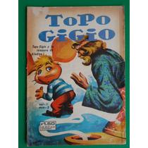1970 Topo Gigio Y La Lampara De Aladino Editorial Sol Comic