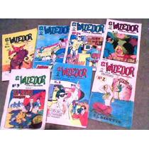 Comics El Valedor,tomas Mojarro