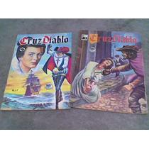 2 Comics Cruz Diablo Año 1968
