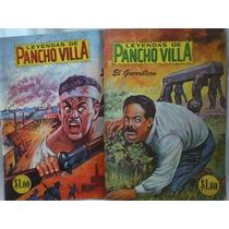 Leyendas De Pancho Villa