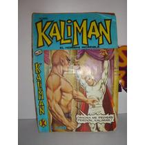 Kaliman El Hombre Increible No. 785
