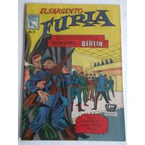 El Sargento Furia # 35 La Prensa Abril 1968