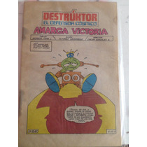 Comic Destruktor El Defensor Cosmico # 11