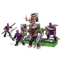 Mega Bloks Teenage Mutant Ninja Turtles Collectors Bebop Vil