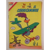 El Correcaminos, Novaro Serie Aguila