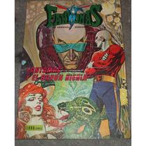 Libro Comic Fantomas