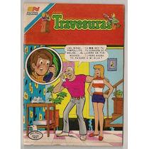 Comics Travesuras Ed. Novaro Años 70s Y 80s Hlw