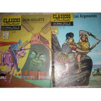 Clasicos Ilustrados Ed. La Prensa Vidas Ilustres Varios