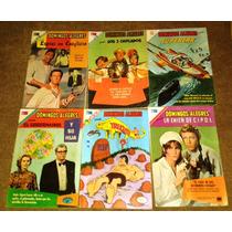 Comics Domingos Alegres, Novaro, Varios Numeros