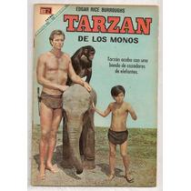 Comic Novaro Tarzán Ron Ely Manuel Padilla 1968