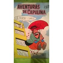 Aventuras De Capulina.comic.t.grande. # 362 (1969) $ 100.00