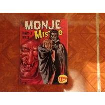 Comic El Monje Místico Num. 3 Anos 60s