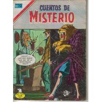 Cuentos De Misterio(comic-novaro-aguila)#301$70.00(año-1979)