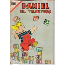 Daniel, El Travieso.comic.grande (novaro) $75.00 (1967 )# 39