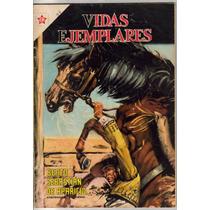 Vidas Ejemplares Revistas-comics,antiguas. Novaro. $65.00