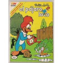 Comics El Pájaro Loco Woody Novaro Años 70s 80s