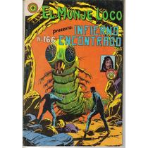El Monge Loco.comics. (editorial Temporae)año 1968. $120.00