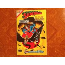Comic Superman Serie Avestruz Num. 3-108 Novaro