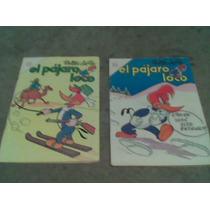 Comics Novaro El Pajaro Loco Grandes