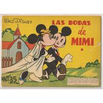 Prenovaro Librocomics Walt Disney Donald Mickey Mimí De 1943
