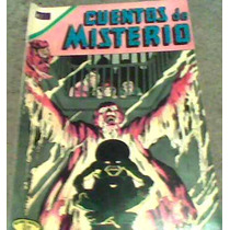 Comic Domingos Alegres Cuentos De Misterio