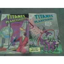 Titanes Planetarios