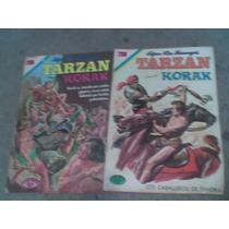 Comics Tarzan Presenta Korak